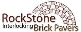 Rockstone Interlocking Brick Pavers